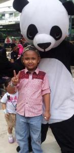 enfant-panda